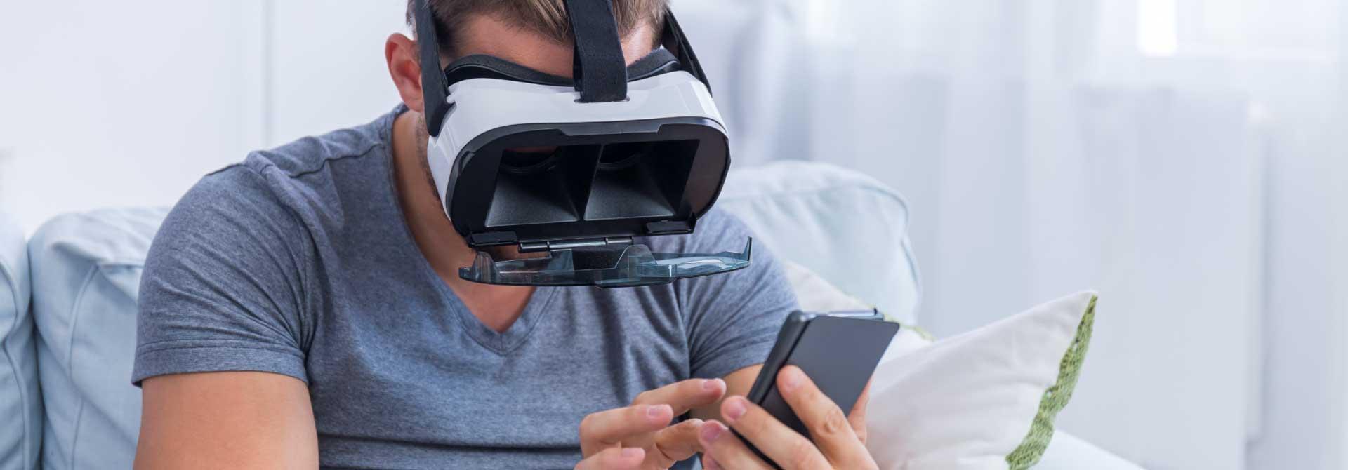 gafas de realidad virtual para samsung