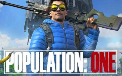 Population: One, Battle Royal para Realidad Virtual